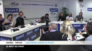 Zap Humour : Canteloup vanne fort pour ses dix ans sur Europe 1