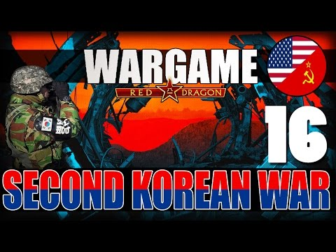 Wargame: Red Dragon -Campaign- Second Korean War: 16