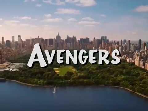 Se imagina ¿Avengers al estilo Full House?