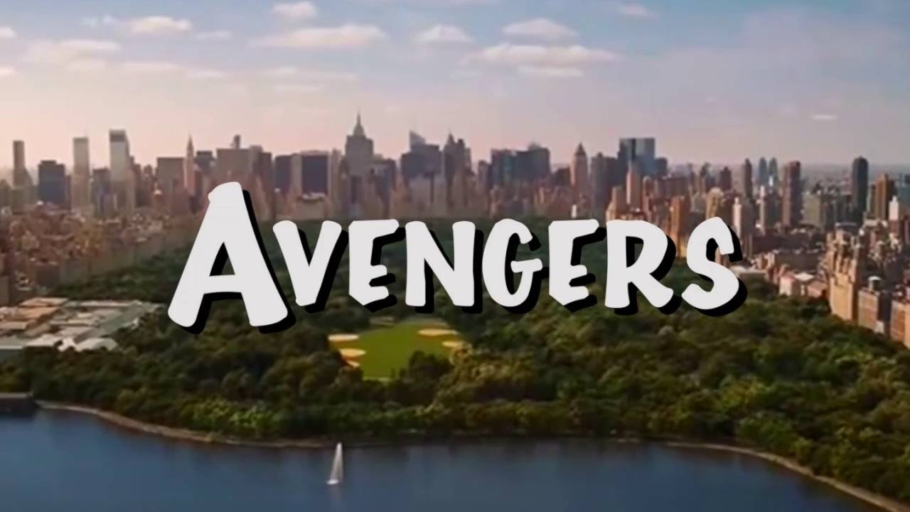 What If The Avengers Was An 80s Sitcom