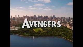 Avengers: Full House by : --zach--