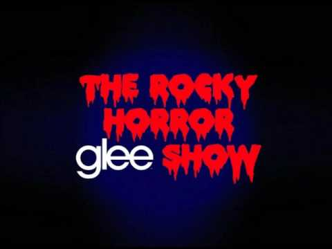 Glee Sweet Transvestite   Rocky Horror Picture Show