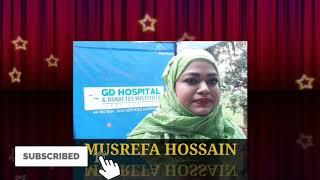MUSREFA HOSSAIN CEO GD HOSPITAL