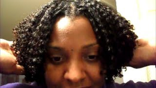 Wonderful  Just For Me Texture Softener On Natural Hair Pt 3 Hair Just For Me