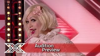 Preview: Judges amazed by Living Doll Sada Vidoo | The X Factor 2016
