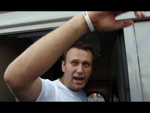 Alexei Navalny is found guilty of embezzlement