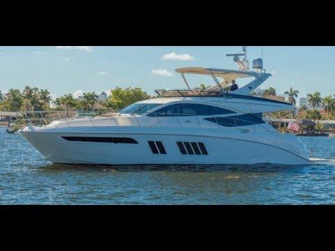 2018 Sea Ray L650 Fly for Sale at MarineMax Pompano Beach
