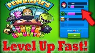download lagu How To Level Up Fast In Pewdiepies Tuber Simulator gratis