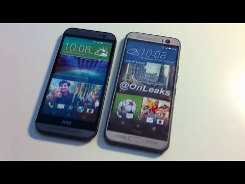 Hands On HTC One M9 Plus Dummy