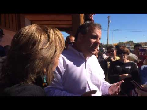 Governor Christie: Just Another Day At The Ranch