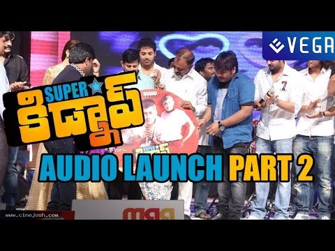 Superstar Kidnap Movie Audio Launch Part 2 video