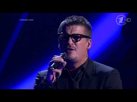 Антон Беляев - Shape Of My Heart - Голос - Полуфинал - Сезон 2