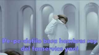 Super Junior-Indignantes PARODIA (SPY) +18 okno es broma -_-