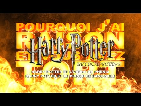 PJREVAT - Harry Potter Retrospective : David Yates 1 (3/4)