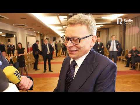 Tadeusz Zysk Po Ogłoszeniu Wyników