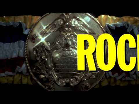 Rocky INTRO's (All: 1,2,3,4,5,6) in High Definition (HD) **WOW**