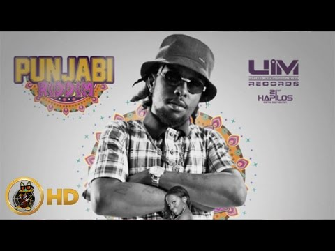 Popcaan - Tie Mi (raw) [punjabi Riddim] April 2014 video