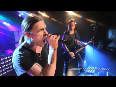 Shinedown - Enemies (Walmart Soundcheck) (Live) (HD)
