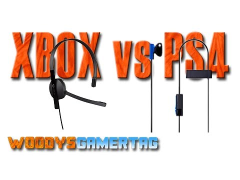 PS4 vs XBOX ONE Headsets - Battlefield 4