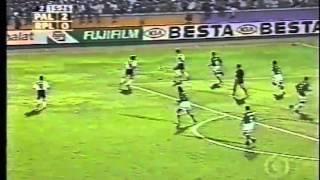 Palmeiras 3x0 River PlateSemifinal Copa Libertadores da América 1999