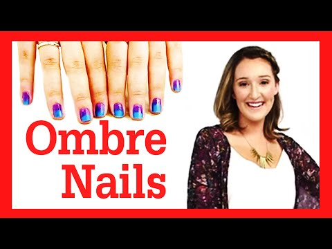 Ombre Manicure with Orly #17Daily