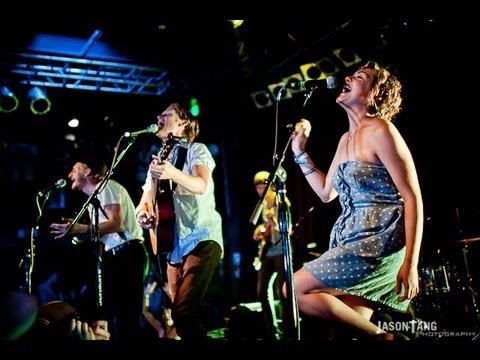 The Lumineers - flowers In Your Hair Tour Video video