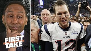 Stephen A. enjoys Max and Will debating Brady vs. Jordan | First Take