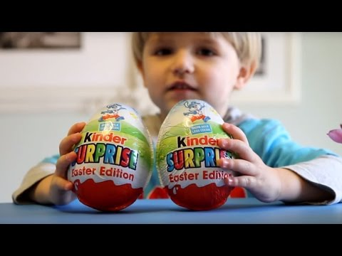 Kinder Surprise - Easter Edition Big Egg