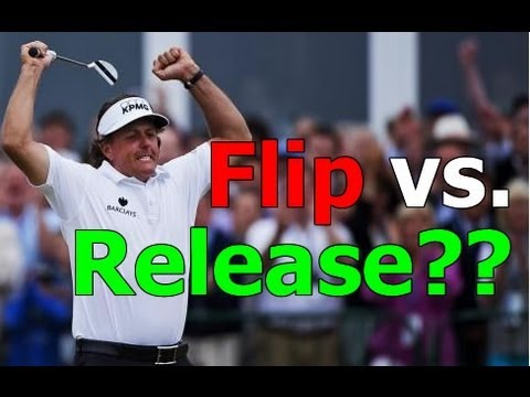 Phil Mickelson Golf Swing Analysis 2013: How to STOP FLIPPING (Golf's #1 Lag Instructor)