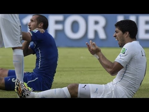 Why Isn't Luis Suarez Banned For Life?!