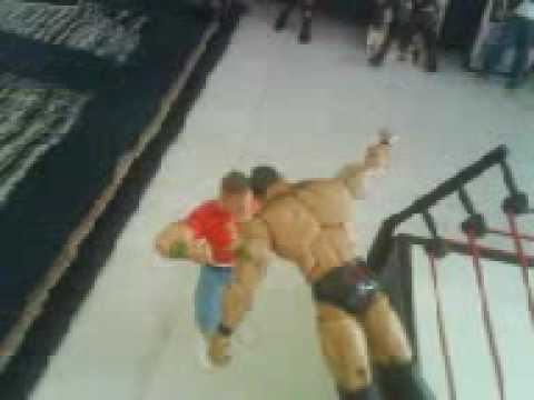 Wwe Tables Toys Wwe Toy Fight Randy Orton vs