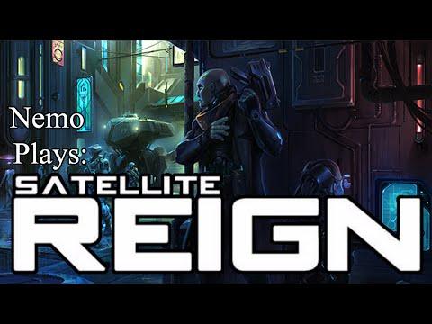 Nemo Plays: Satellite Reign #25 - Stealthful Successful Part 1