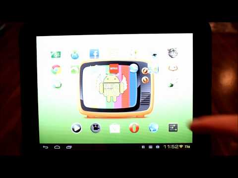 Touch Pressure Patch for the HP Touchpad  &  Markers App Review