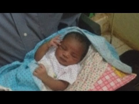 Woman sentenced to death in Sudan gives birth in prison