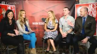 Warm Bodies - Warm Bodies Official Google+ Hangout