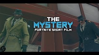 Detectives Solve A Murder Mystery - A Fortnite Short Film