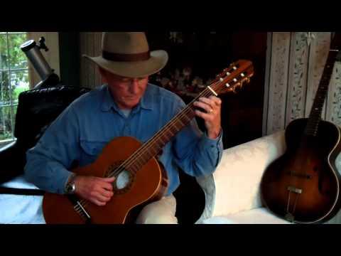 Romance by Francesco Molino 1775-1847 Tim Reeder on Hofner classical guitar