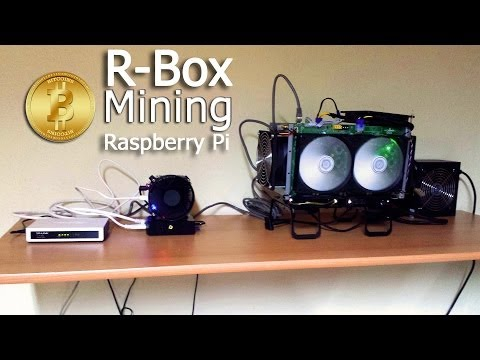 [Schimmer Media] How to Raspberry Pi & R-Box Bitcoin mining [Deutsch]