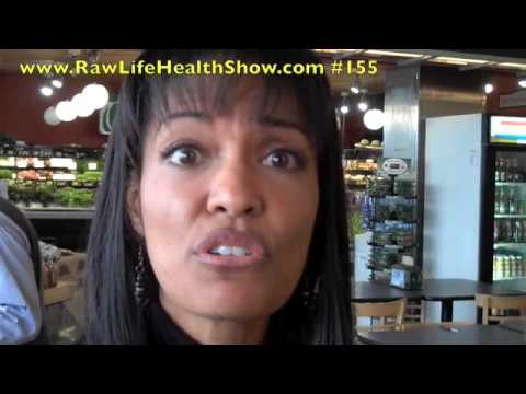 Raw food doctor Akarya talks about emotional eating.