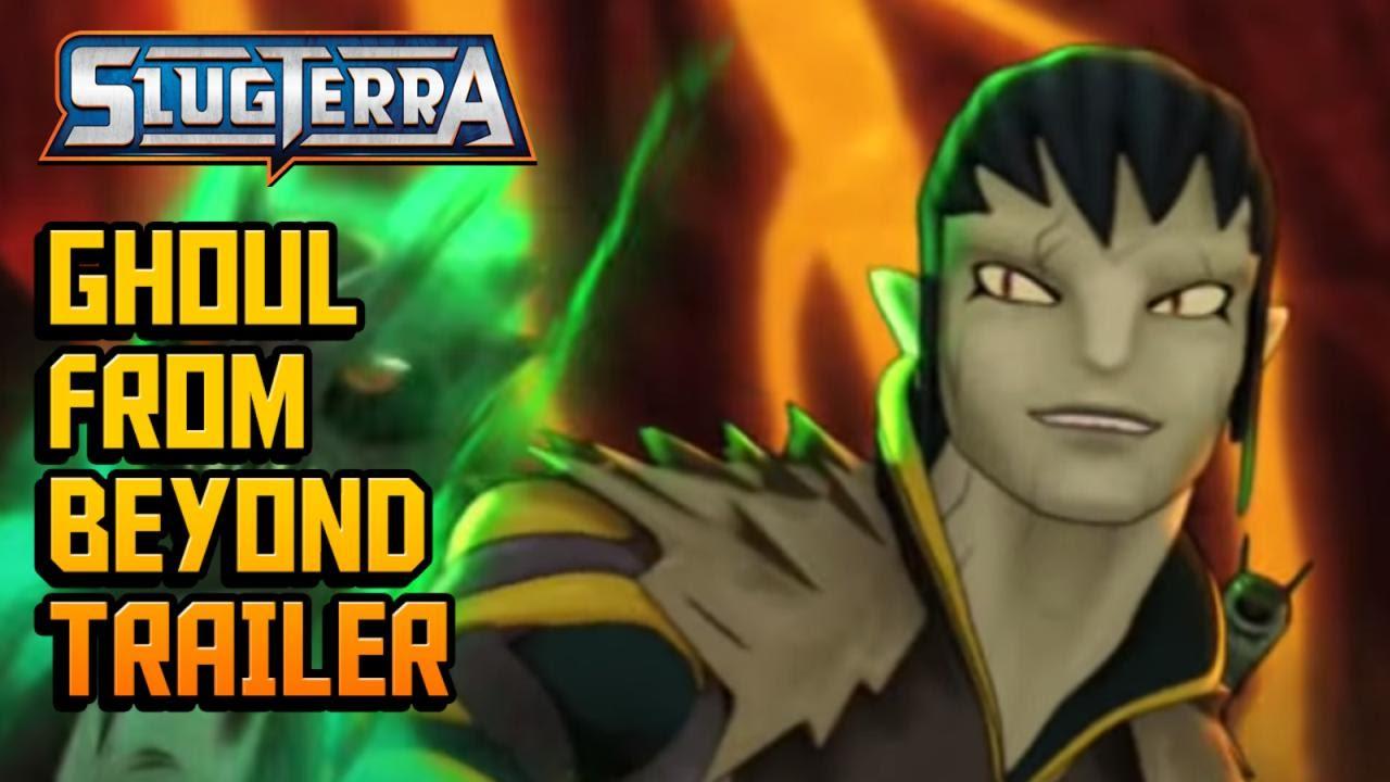 Slugterra Ghoul From Beyond