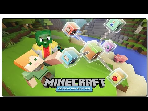 MINECRAFT EDUCATION EDITION   REVIEW EN ESPAÑOL   MINECRAFT EDUCATIVO PARA WINDOWS 10   GAMEPLAY