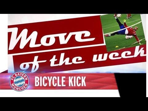Move of the Week I Pepe Reina Bicycle Kick