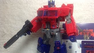 Video Review of the Transformers TW 02 Orion Rus