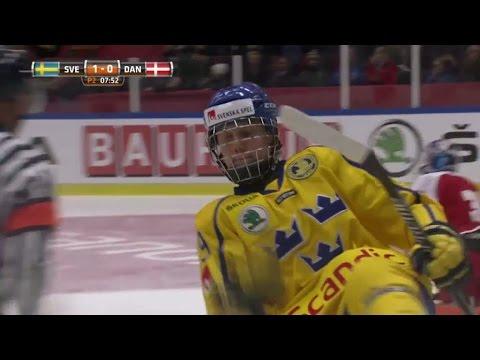 Alexander Nylander med läcker straff - TV4 Sport