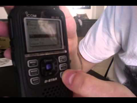 Icom ID-51 Quick and dirty overview