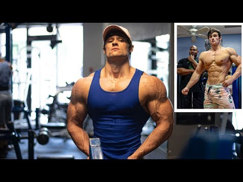Road To The Stage EP 30 | MY POSING ROUTINE