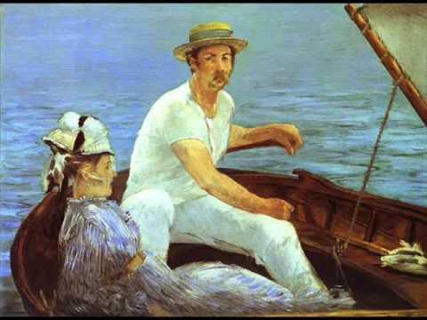 Anna Netrebko  -  Edouard Manet