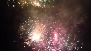 WATERPARK FIREWORKS CIRCUIT FESTIVAL 2014 @ Parque acuático Isla Fantasía