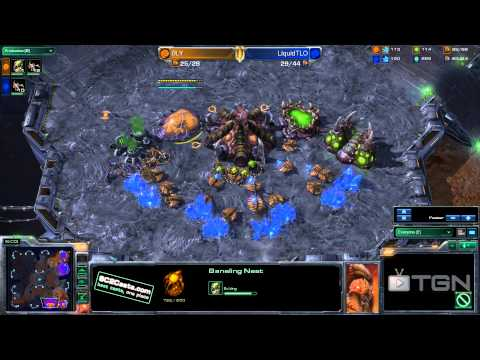 Bly vs TLO (Game 3) - Twitch.tv Invitational - TGN