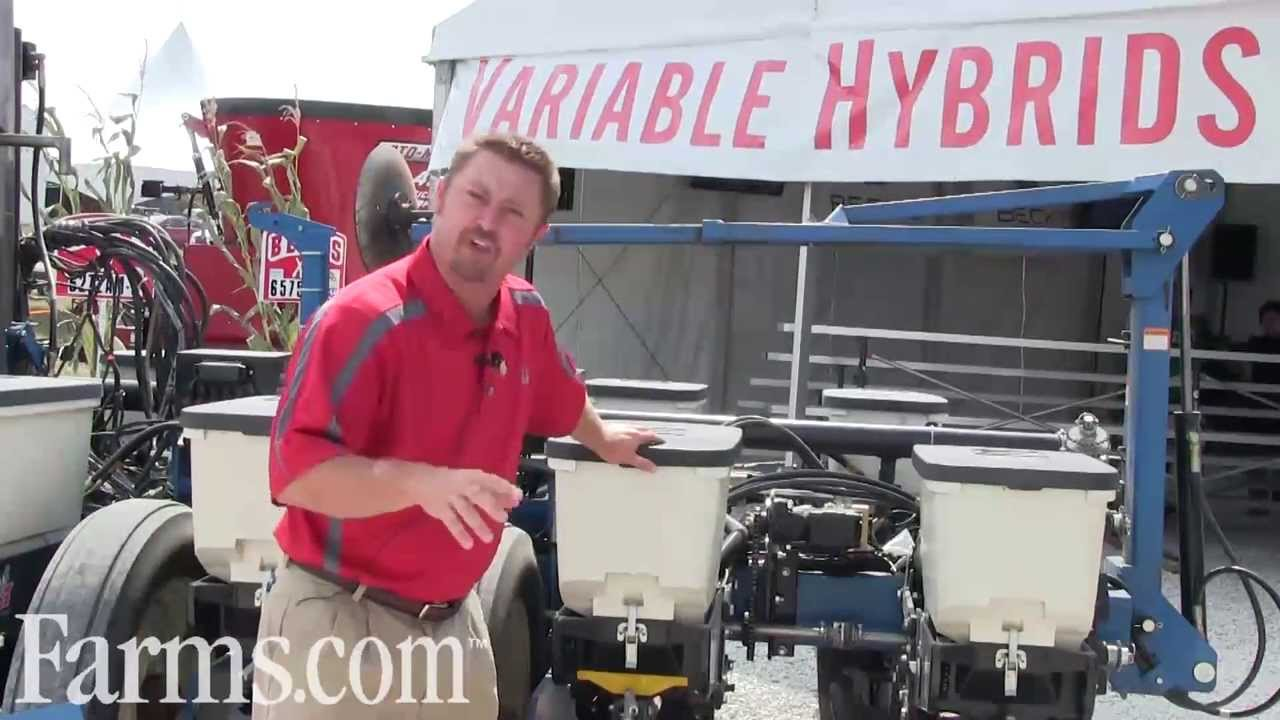 Beck's Hybrids' Practical Farm Research: Variable Hybrid ...
